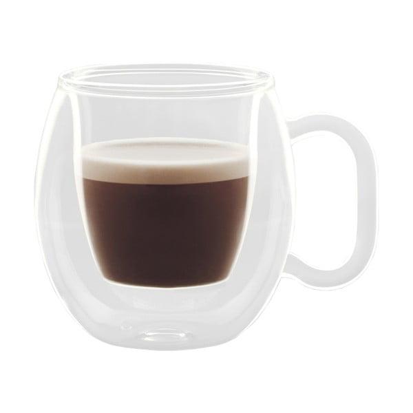 Szklanki z podwójną ścianką Brasile Espresso, 75 ml, 2 szt.