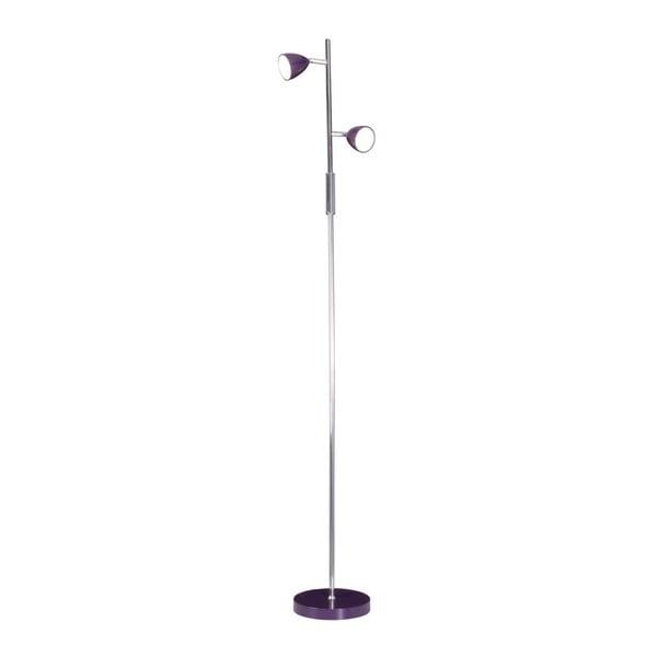 Lampa stojąca Andrew Purple