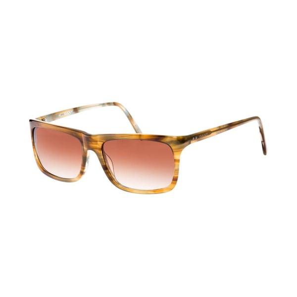 Męskie okulary przeciwsłoneczne GANT Loga Brown