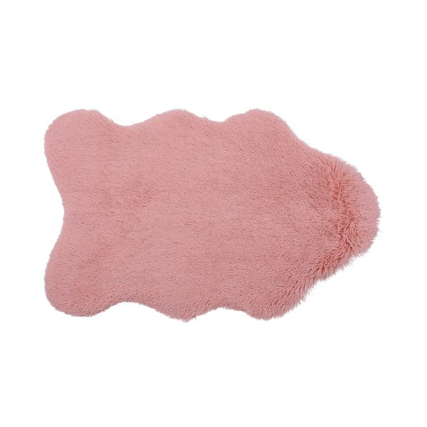 Dywan Bear, różowy