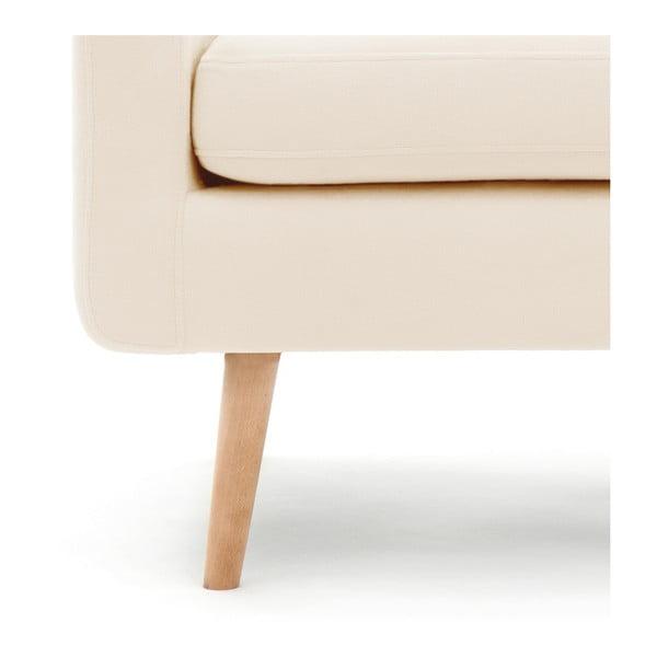 Beżowa sofa 3-osobowa Vivonita Ina
