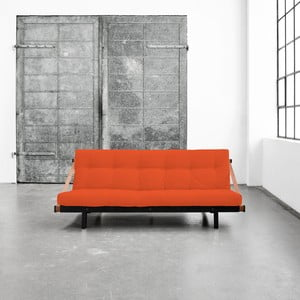 Wielofunkcyjna sofa Karup Jump Black/Orange