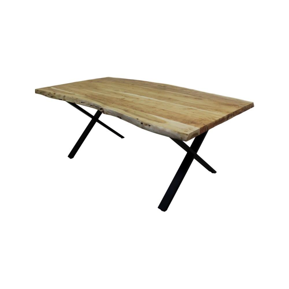 Stół do jadalni z drewna akacji HSM collection, 175x90 cm
