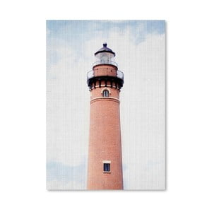 Plakat Light House Coral