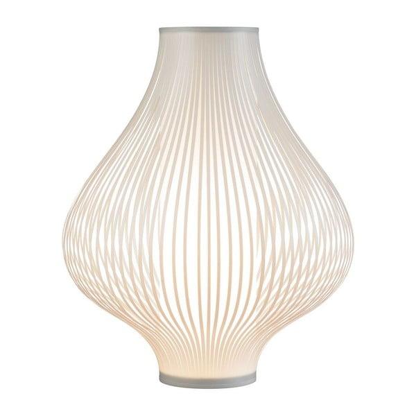 Lampa stołowa Tupelo, biała