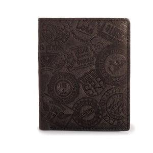 Skórzany portfel Lois Mark, 10,5x8,5 cm