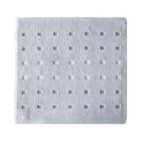 Dywanik łazienkowy Quatro Silver, 50x50 cm