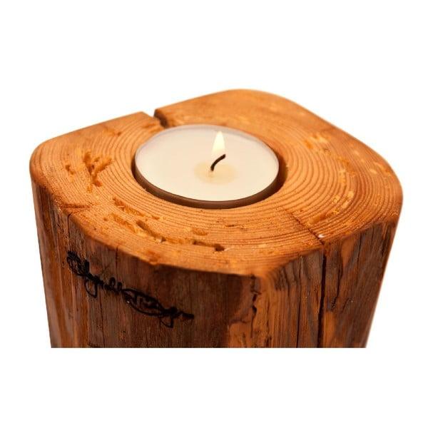 Świecznik Lumberjack II
