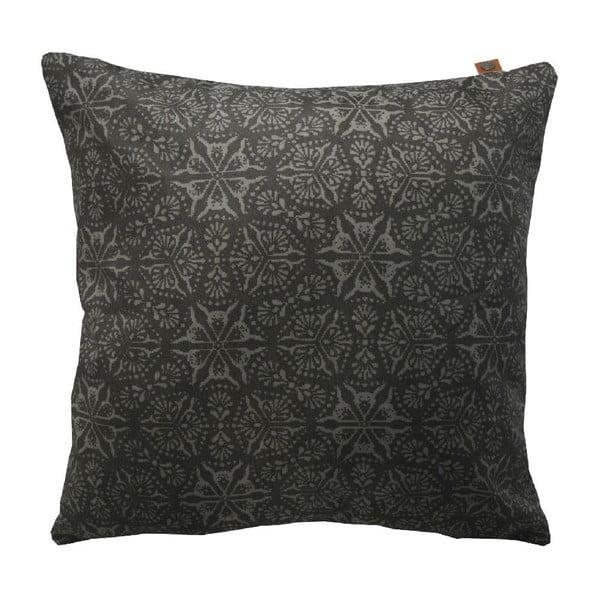Poduszka Overseas Porto Black, 45x45 cm