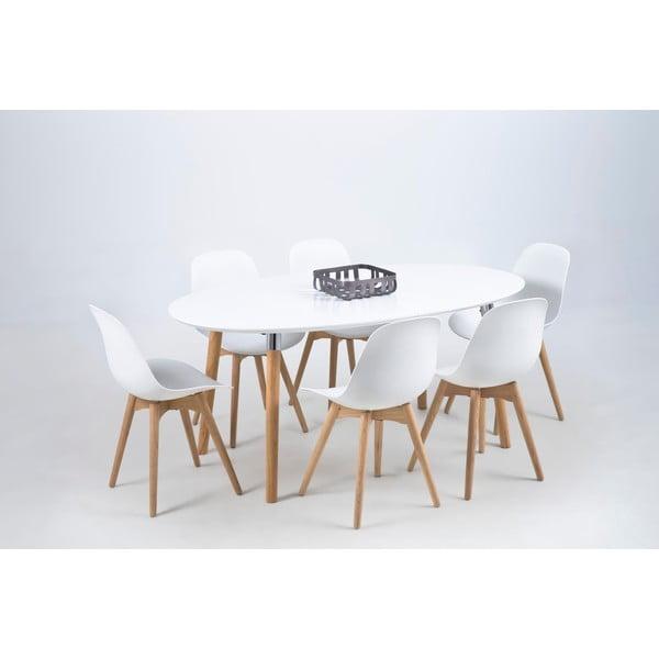 Stół do jadalni (rozkładany) Belina, 100x270 cm