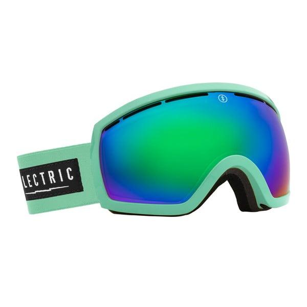 Gogle narciarskie Electric EG2.5 Foam Green z powłoką przeciwmgielną