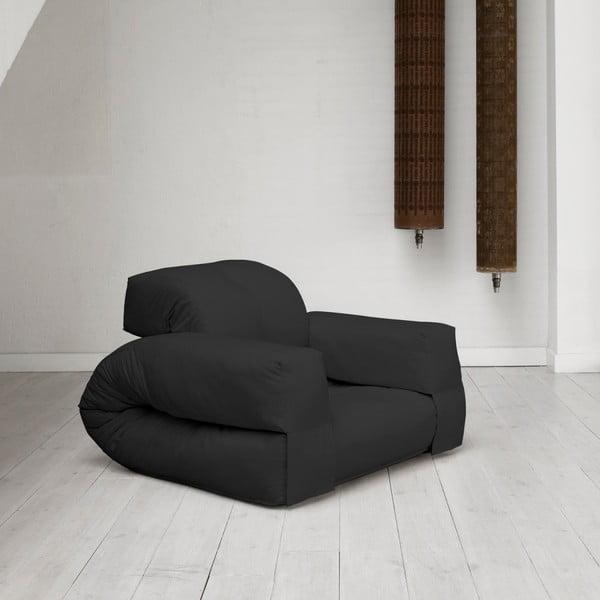 Fotel rozkładany Karup Hippo Gray