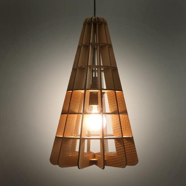 Lampa Conic, czarne