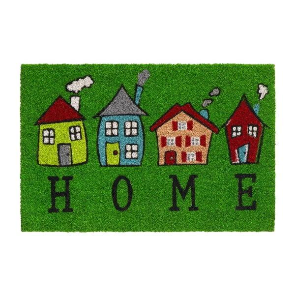 Wycieraczka Hamat Home 4 Houses, 40x60 cm