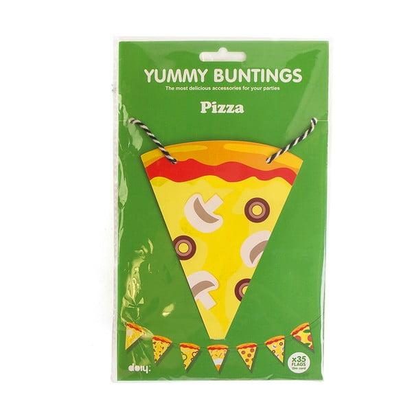 Dekoracja Yummy Pizza