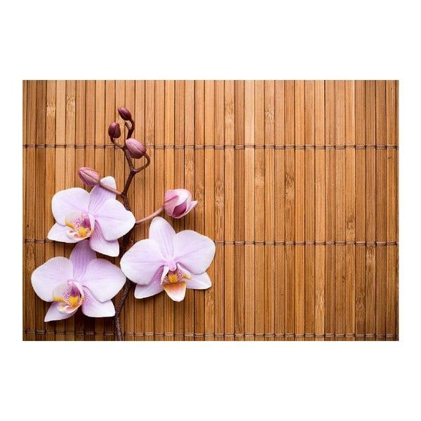 Dywan winylowy Orchid, 52x75 cm