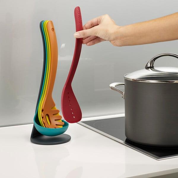Zestaw 5 przyborów kuchennych ze stojakiem Joseph Joseph Nest