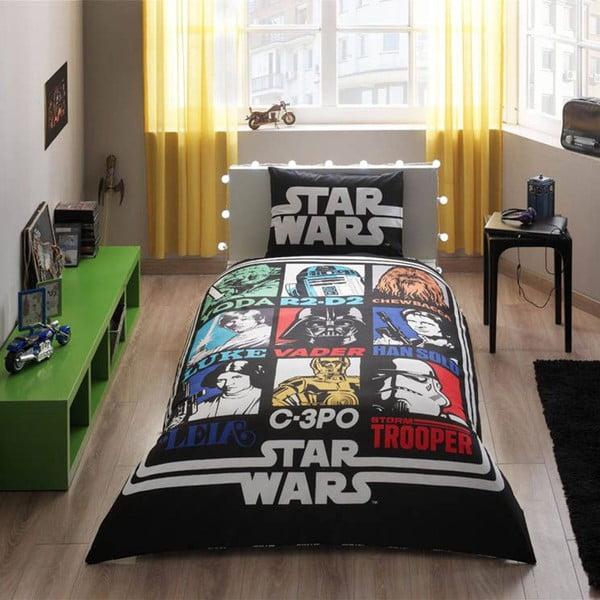 Pościel dziecięca Star Wars, 160x200 cm