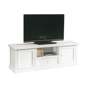 Stolik pod TV Castagnetti Divertimento, biały