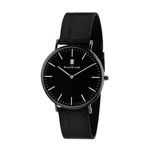 Czarny zegarek męski Black Oak Steel
