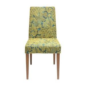 Zielone krzesło Kare Design Zoe