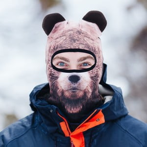 Kominiarka Beardo Bear
