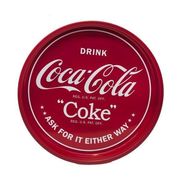 Taca vintage Novita Coca-Cola