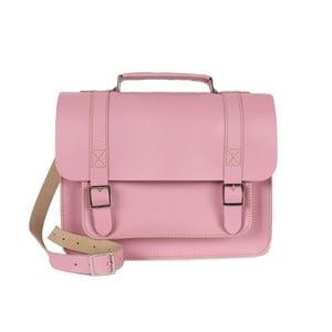 Torebka Boho Briefcase, różowa