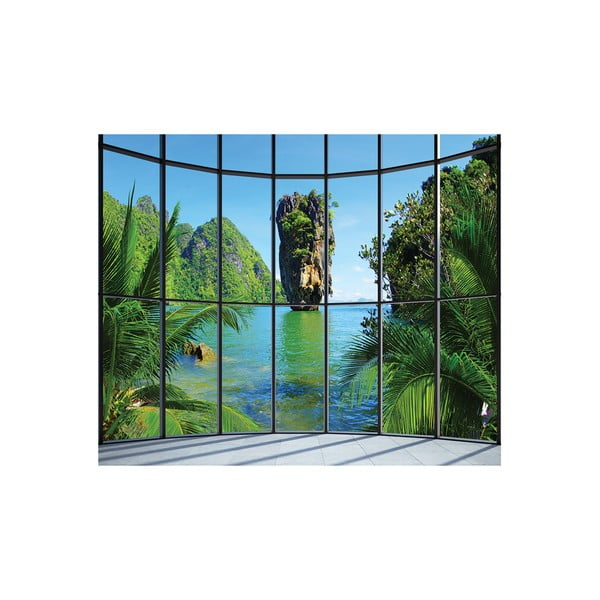 Tapeta wielkoformatowa Tajski raj, 315x232 cm
