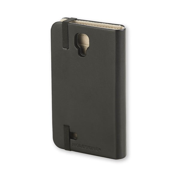 Futerał na Samsung S4 Moleskine, czarny