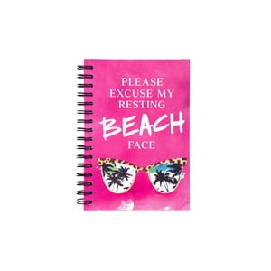 Notes w oprawie bindowanej Tri-Coastal Design Beach Face