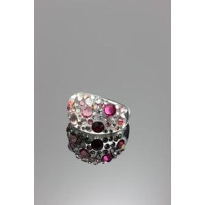 Pierścionek Ring Swarovski Elements Rosa, rozmiar S