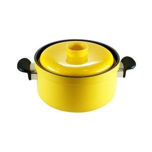 Garnek Casserole Design Yellow, 4l