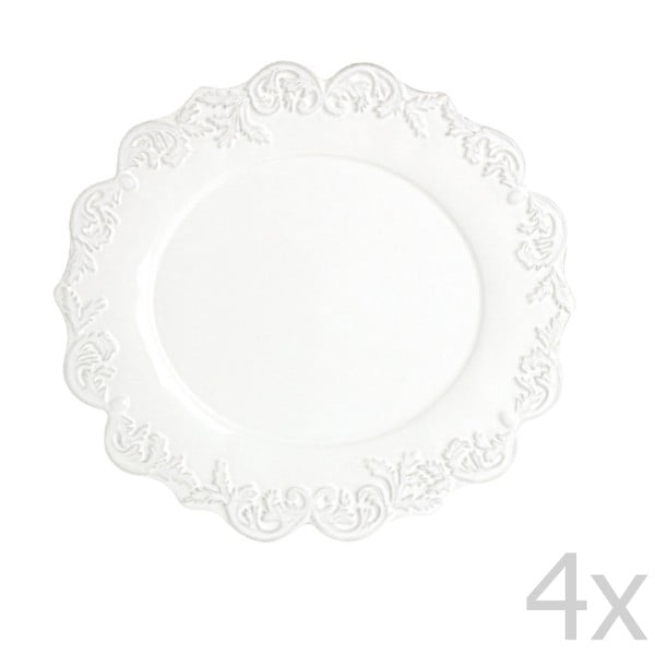 Zestaw 4 talerzy Trianon, 31 cm