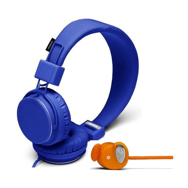 Słuchawki Plattan Cobalt + słuchawki Medis Orange GRATIS