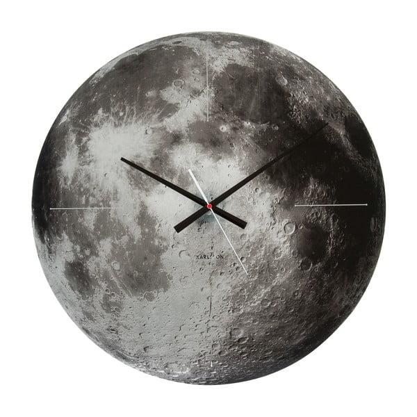 Zegar Present Time Moon
