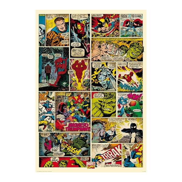 Tapeta wielkoformatowa  Avengers Marvel Komiks, 158x232 cm