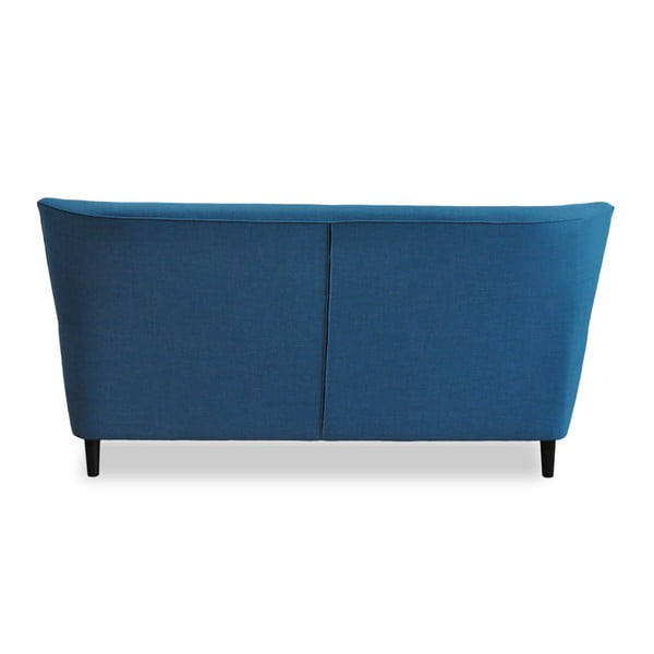 Turkusowa sofa 3-osobowa Vivonita Fifties
