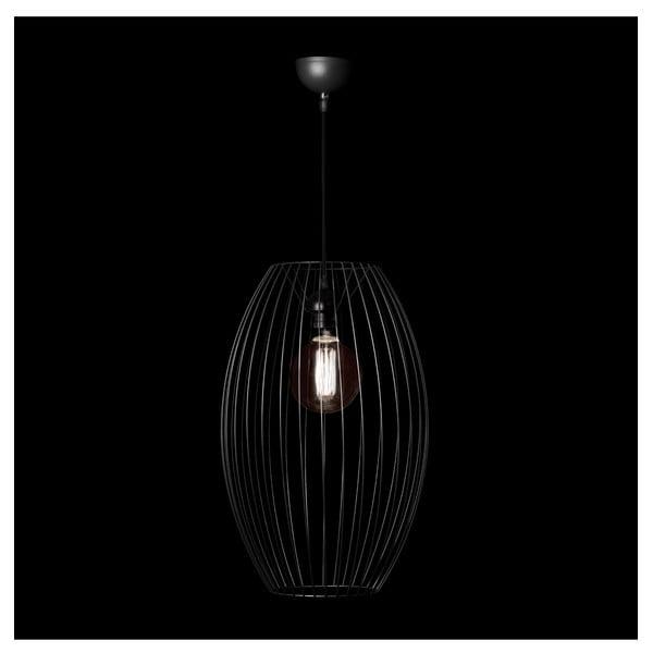 Lampa wisząca Reyna Black