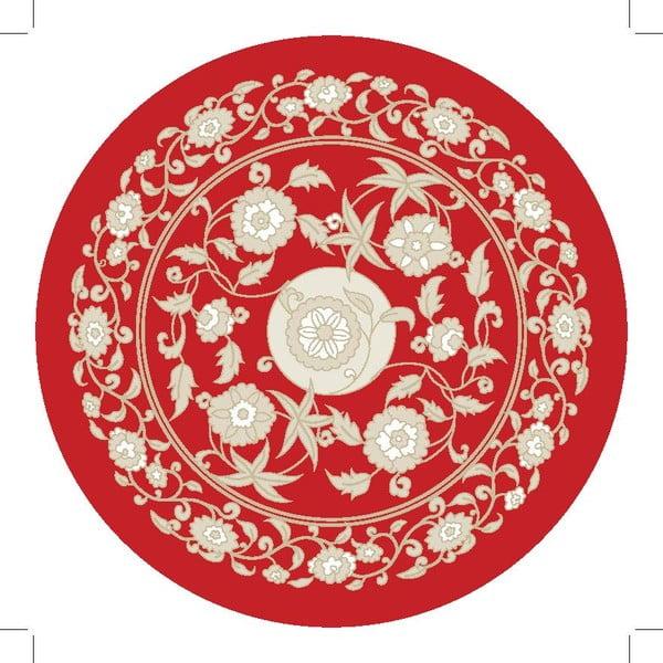 Zestaw 2 mat stołowych Red Decor