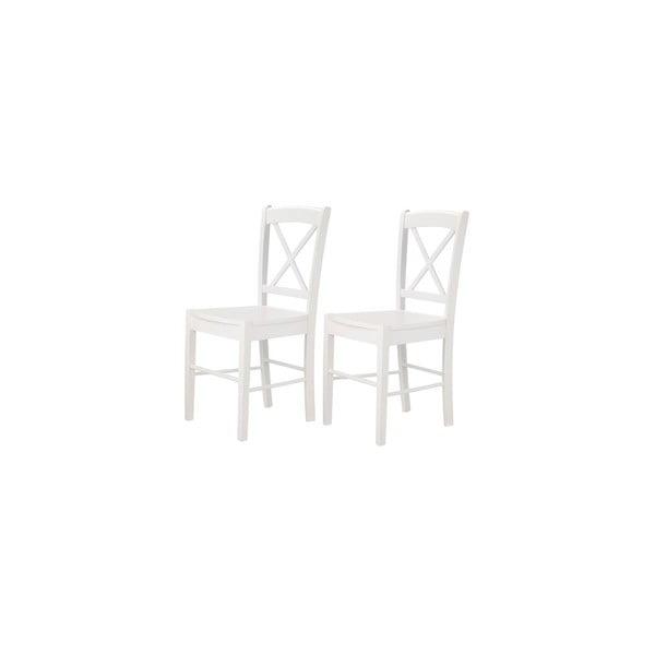 Zestaw 2 krzeseł do jadalni Kaos