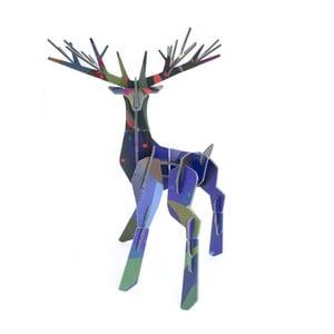 3D model do składania Totem Stag