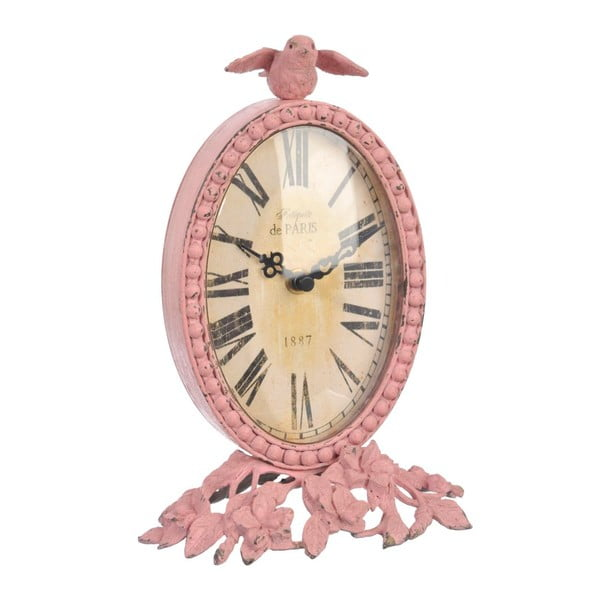 Zegar Vieux Pink