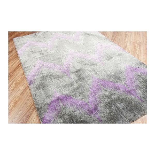 Dywan Purple Zig, 160x235 cm