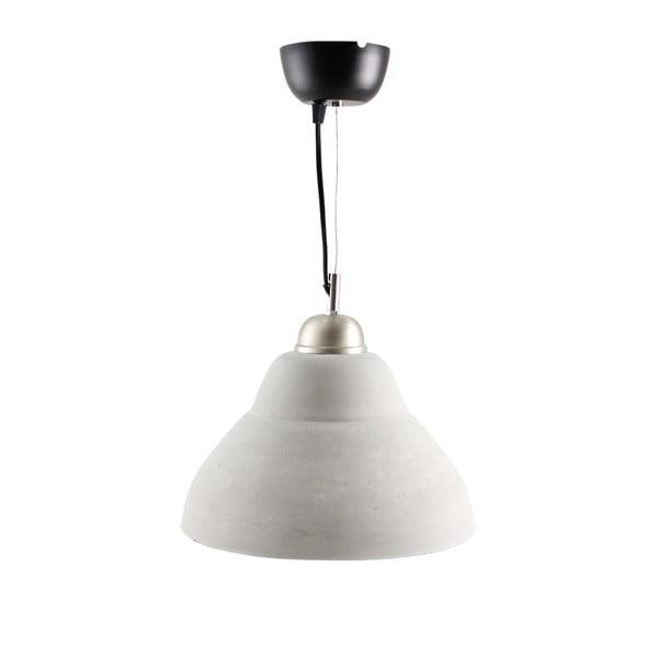 Betonowa lampa, duża