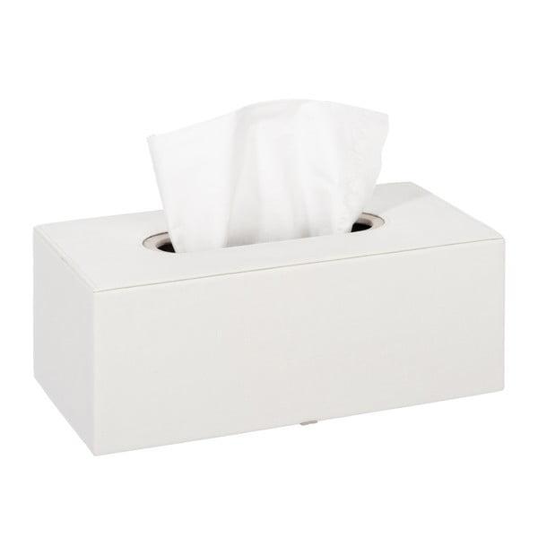Pudełko na chusteczki Kleenex Art White
