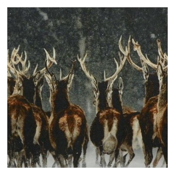 Poduszka Deer Racing 50x35 cm