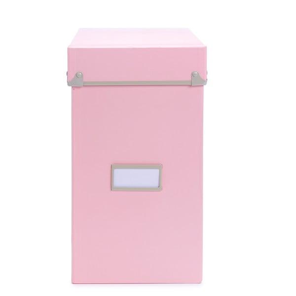Pudełko na dokumenty Frisco Pink