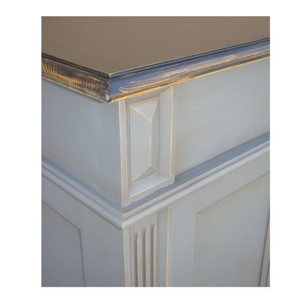Biurko Classical White, 125x60 cm
