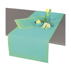Bieżnik na stół Blue Antic, 140x46 cm